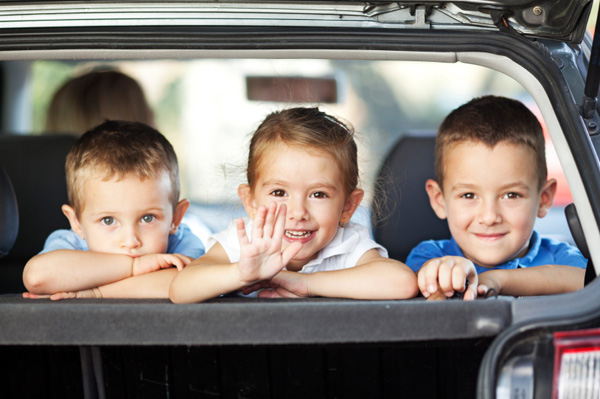пътуване с деца