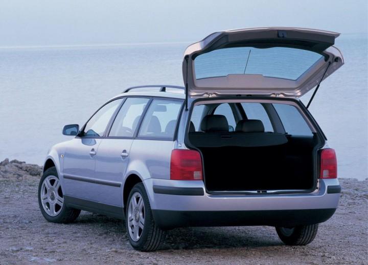 VW Passat Variant B5