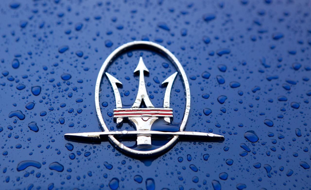 Image with 2012 Maserati
