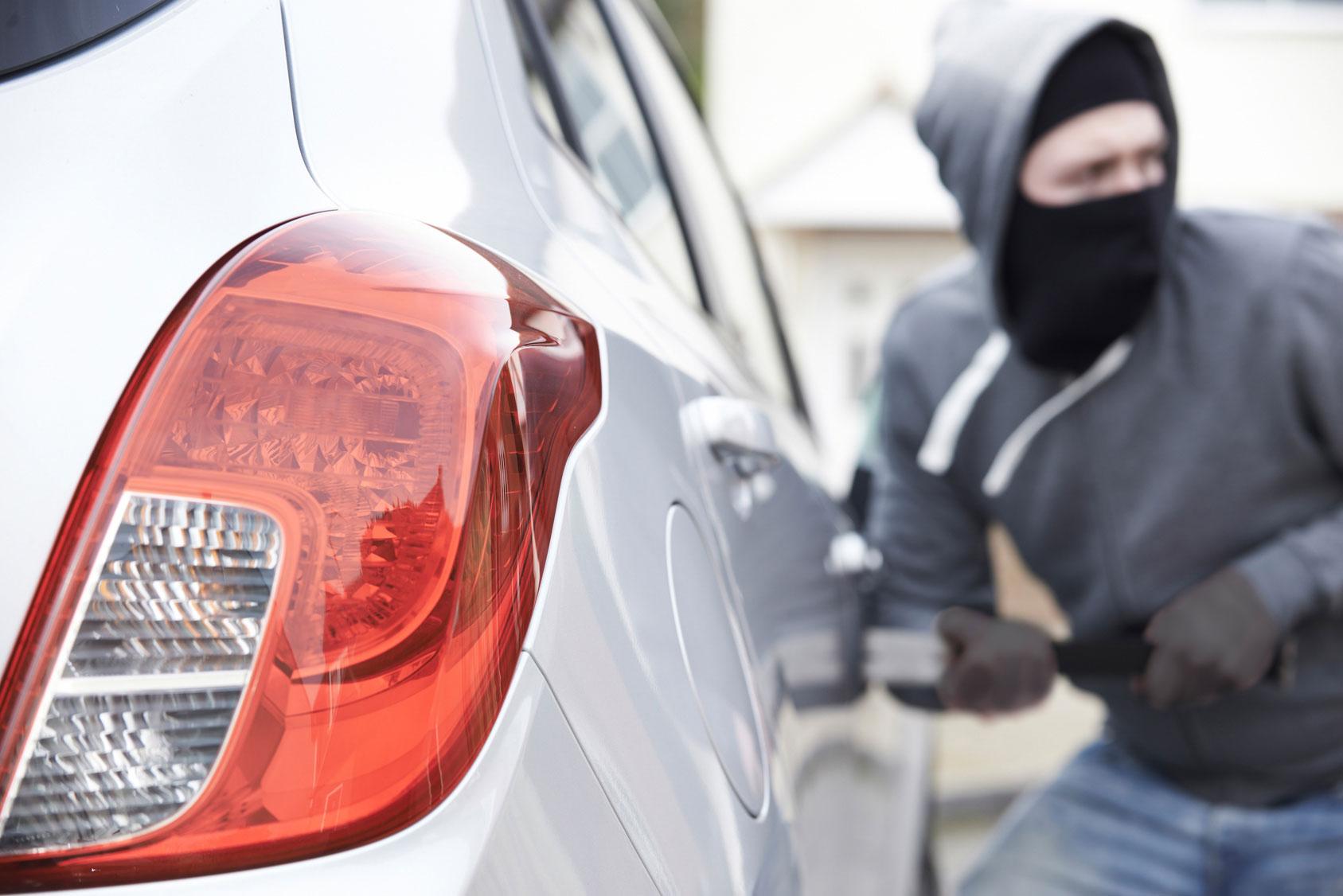 как да се предпазим от кражба на автомобила