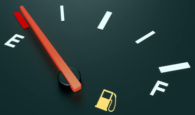 количество бензин в автомобила
