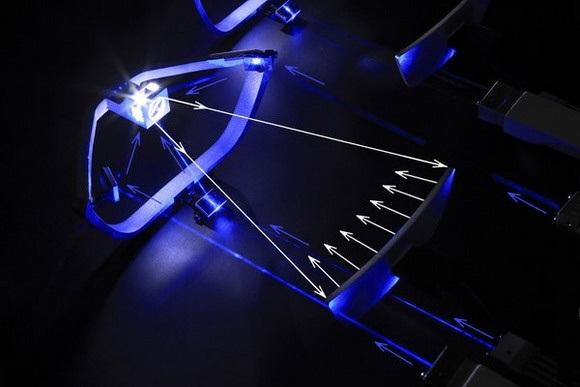 лазерни фарове схема