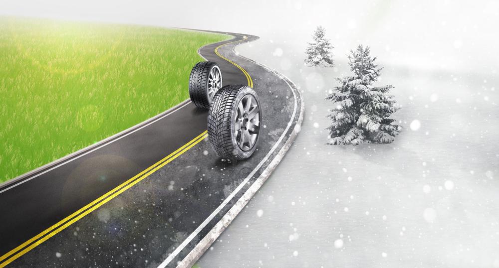 кога да сменим гумите на колата