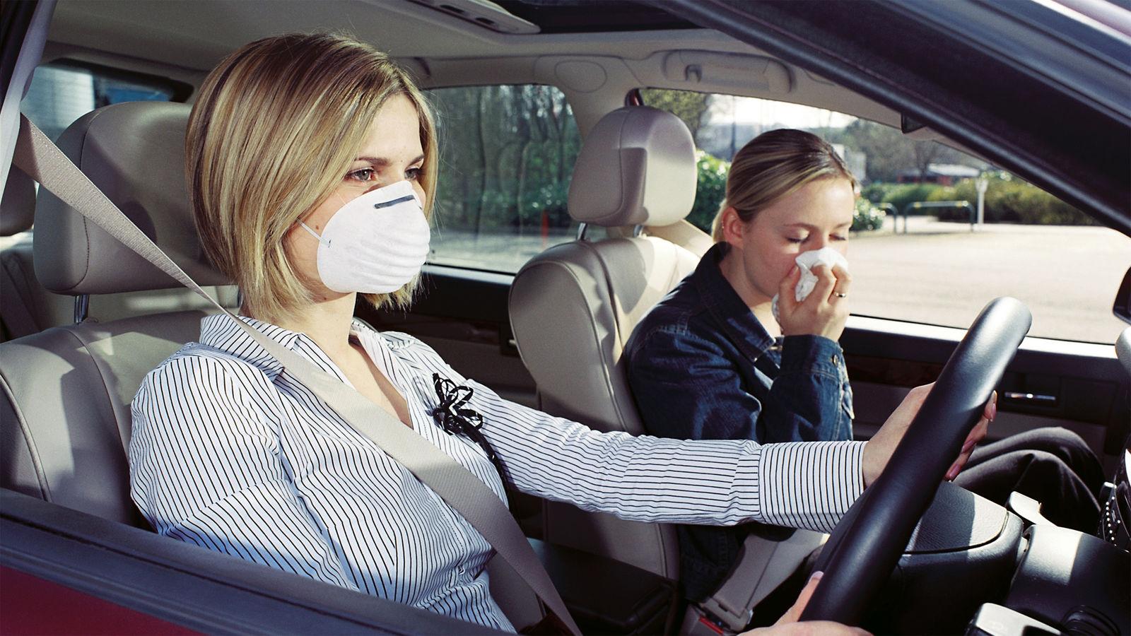 неприятна миризма от климатика